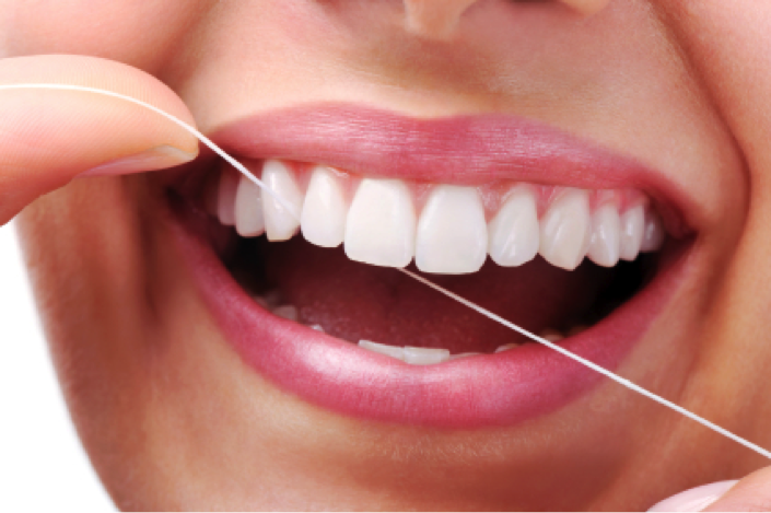 Flossing- Florence Dentistry