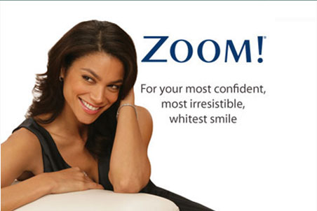 Downtown Ottawa zoom teeth whitening