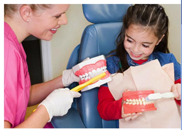 Child at Dentist- Ottawa Downtown Dentist